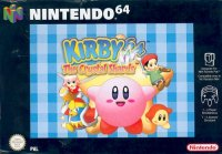 Kirby 64 - The Crystal Shards