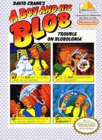 A Boy and his Blob - Trouble on Blobolonia