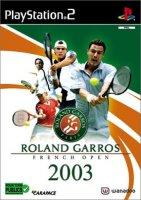 Roland Garros Paris 2003