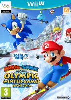 Mario & Sonic aux Jeux Olympiques - Sotchi 2014