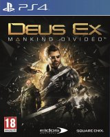 Deus Ex - Mankind Divided