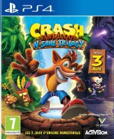 Crash Bandicoot - N'Sane Trilogy