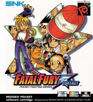 Fatal Fury - First Contact