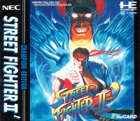 Street Fighter II' CCE
