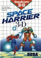 Space Harrier 3D