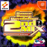 Dance Dance Revolution 2nd Mix