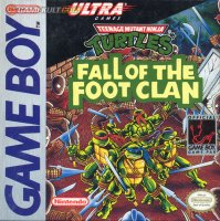 Teenage Mutant Hero Turtles - Fall of the Foot Clan
