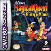 Disney's Magical Quest - starring Mickey & Minnie